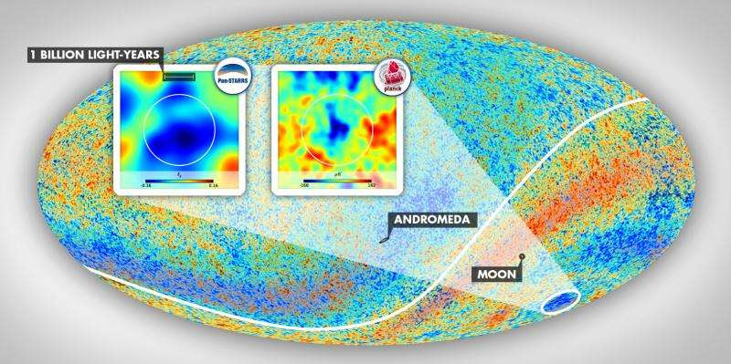 A cold cosmic mystery solved
