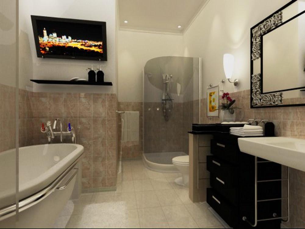 25 Luxurious Bathroom Design Ideas