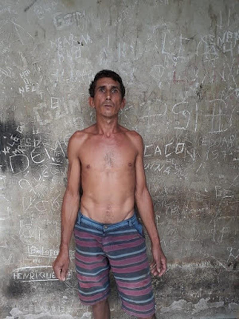 Homem é preso após tentar matar a sua esposa com espingarda no MA