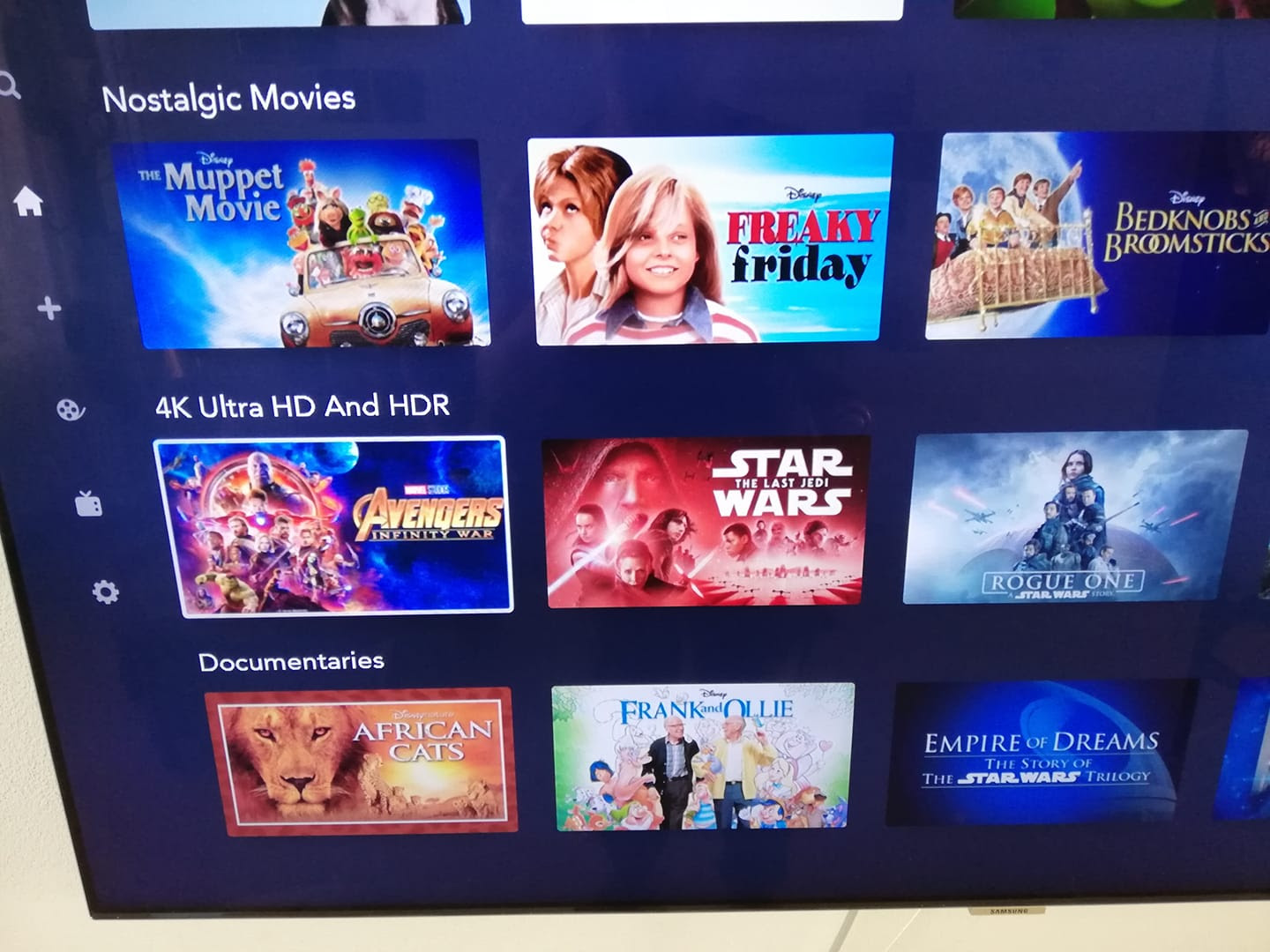 What 4K Ultra HD Titles Are Available On Disney+ In The ...