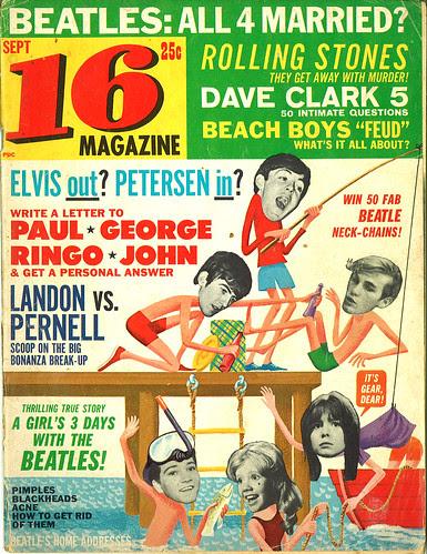 16 Magazine: Sept