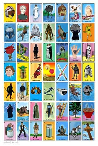 1000+ images about Loteria Cards on Pinterest | Folk art, Poster ...