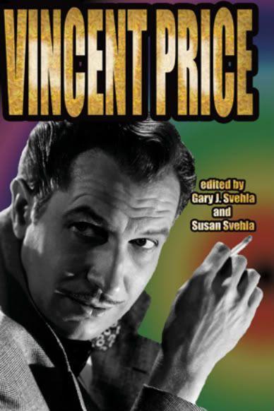 Midnight Marquee Actors Series Vincent Price