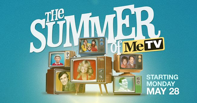 The Summer of MeTV