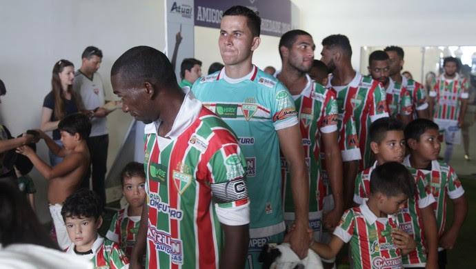 Operário VG, Campeonato Mato-Grossense (Foto: Fábio Felipe/Operário VG)