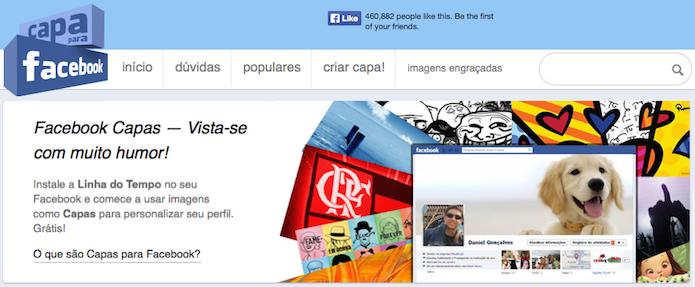 Os 10 Melhores Sites Para Criar Cover Photos No Facebook Dicas E