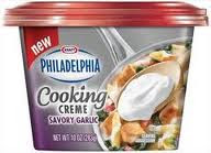 Philadelphia Cooking Creme Printable Coupon