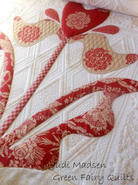 Thelma's quilt