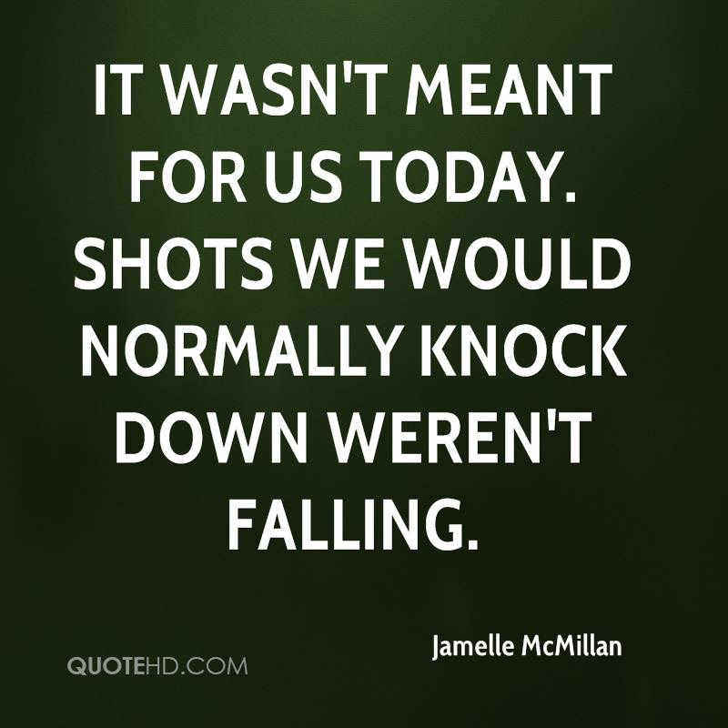 Jamelle Mcmillan Quotes Quotehd
