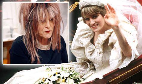 Princess Diana wedding dress designer recalls how she kept