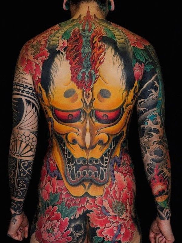 Tattoo Trends - Amazing And Fascinating Range Of Japanese