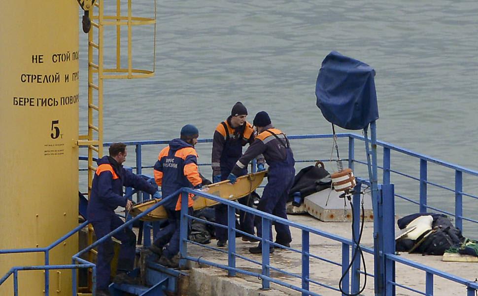 Avião russo cai com 92 a bordo
