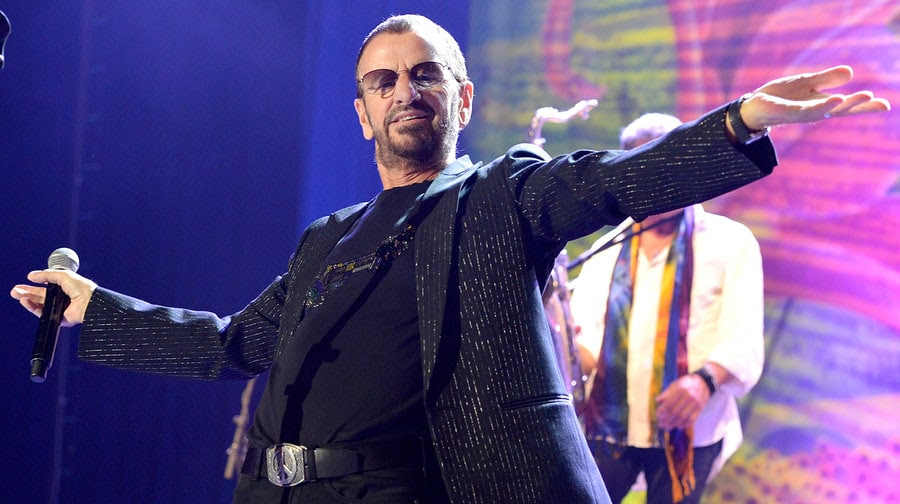 Ringo Starr Announces All-Star New LP 'Give More Love'