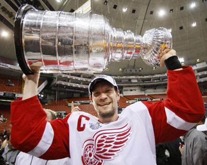 Lidstrom Stanley Cup, Lidstrom Stanley Cup