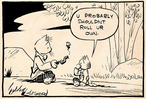 Laugh-Out-Loud Cats #2067 by Ape Lad