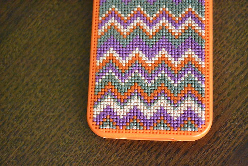 closeup iphone case