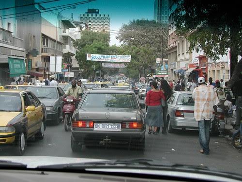 dakar street