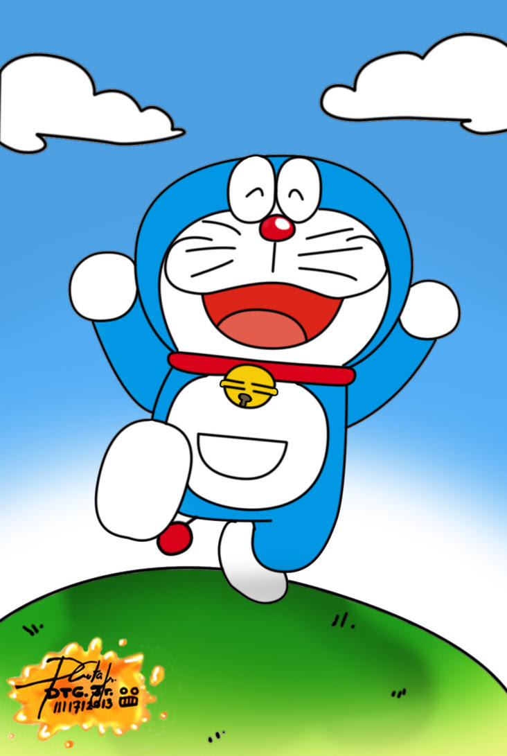 Doraemon By Zerdajuan On Deviantart