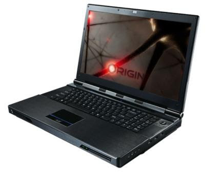 most expensive laptops - origin eon 18