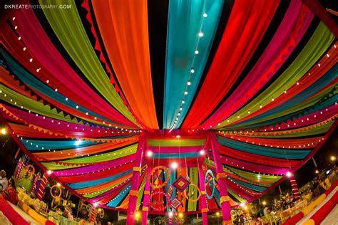 Indian wedding backdrop ideas. Colorful. Mela themed
