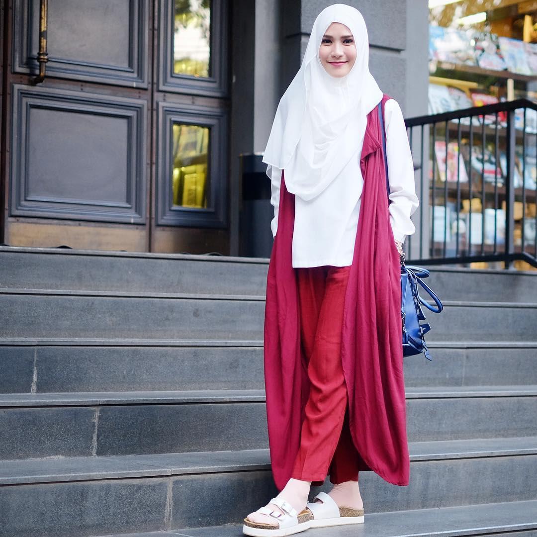 Sesuaikan Baju Lebaran Dengan Bentuk Tubuh Anda  WAGS dan Trend Model Baju Muslim HamdeenSabahy.com