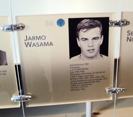Jarmo Wasama Ilves, Jarmo Wasama Ilves