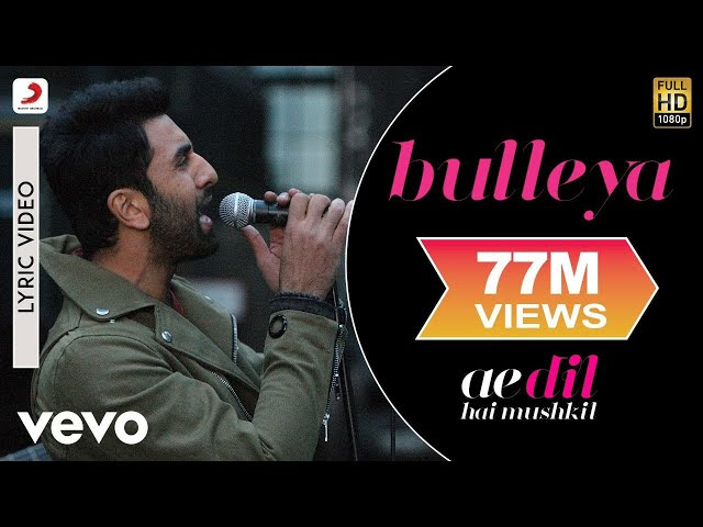 Download Bulleya Mp3 Full Song