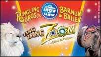 presale password for Ringling Bros. and Barnum & Bailey: Zing Zang Zoom tickets in Champaign - IL (Assembly Hall)