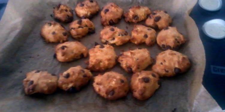 Recipe: Yummy Chocolate Chip Cookies