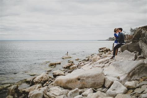 Toronto Fall Engagement Photos by Top Wedding Photographer