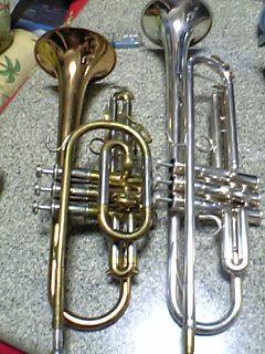 brass思考でいこう ヤフオクで楽器はいいかもしんない