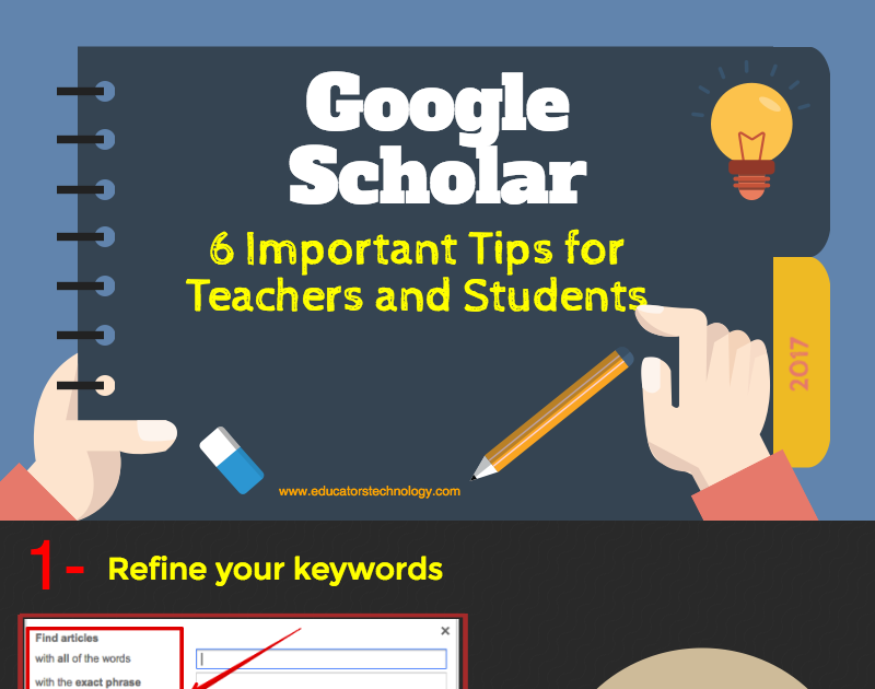 QnA VBage Important Google Scholar Tips for Teacher and Students