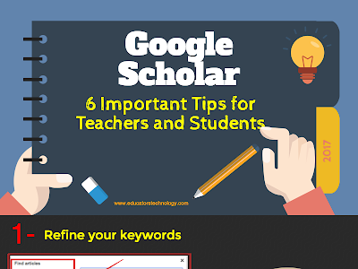 Important Google Scholar Tips for Teacher and Students