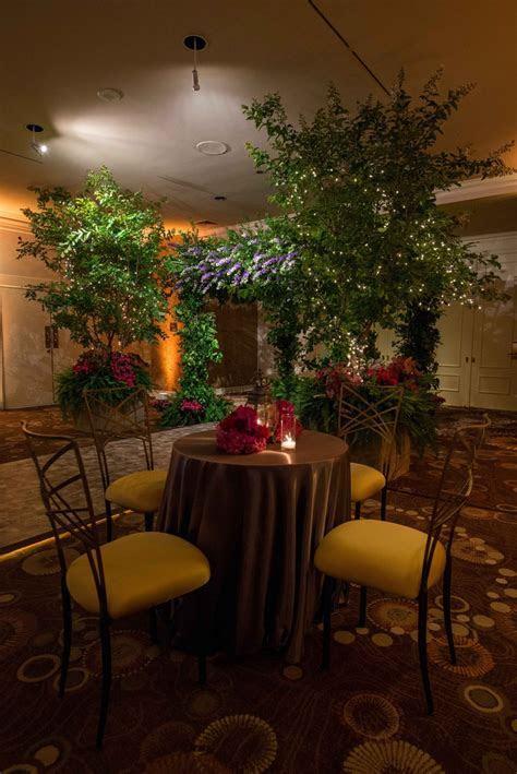 Reception Décor Photos   Enchanted Garden Reception