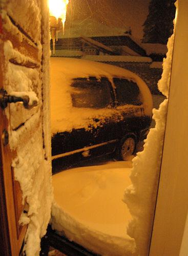 snow :: snø #3