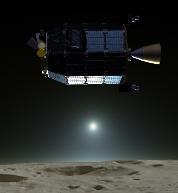 Lunar Pioneer: LADEE economy adds 28 days to mission