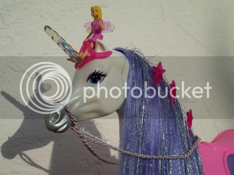200 Starlight Unicorn with Serafina