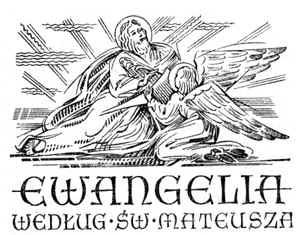 Znalezione obrazy dla zapytania Ewangelia u Mateusza św.