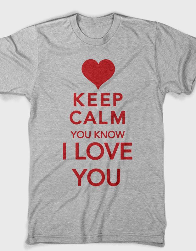 Keep-Calm-I-Love-You