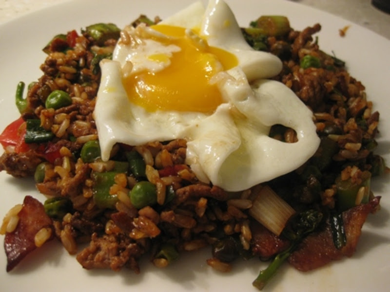 Nasi Goreng With Turkey Mince Recipe - RecipeYum