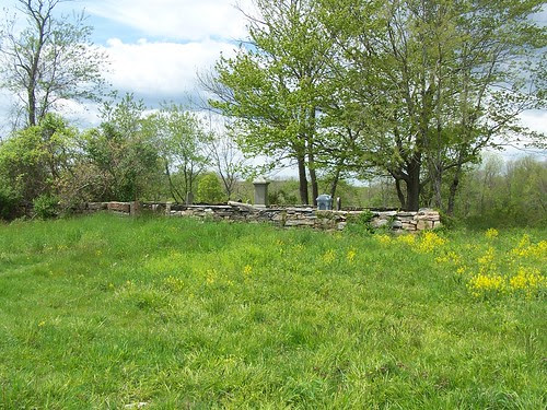Looking Toward Cemetery by midgefrazel