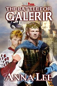 The Battle for Galerir Cover