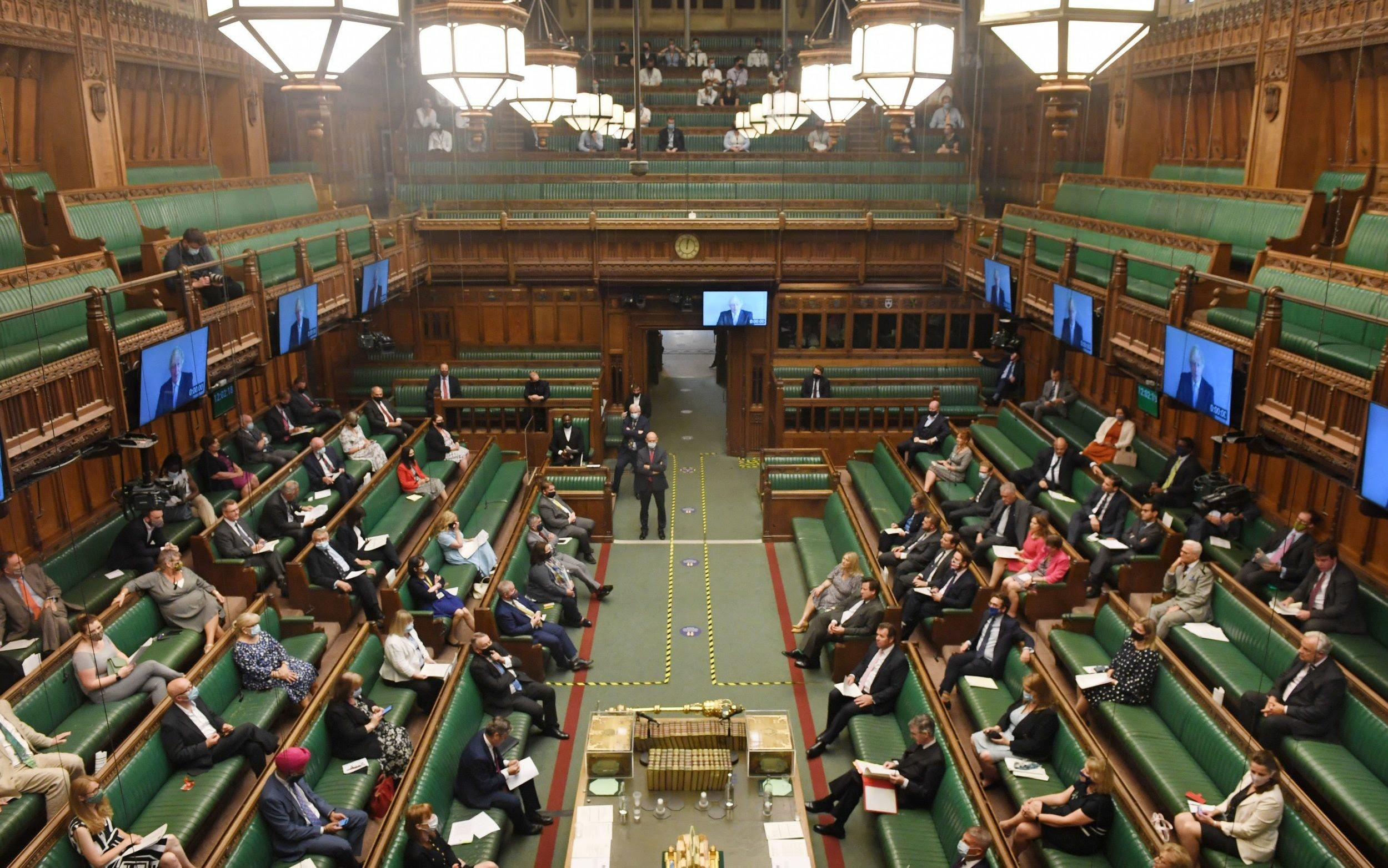 MPs' pay rises could outstrip public sector under watchdog's plans