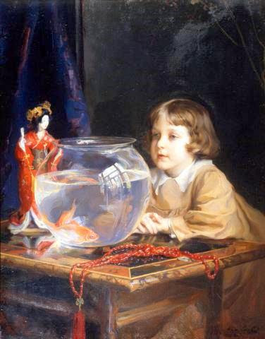 John, The Artist's Fifth And Youngest Son