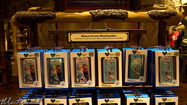 Disneyland Resort, Disneyland, Frontierland, Pioneer Mercantile, Frozen, Merchandise