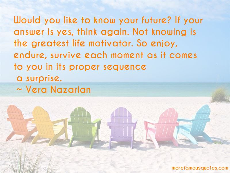 50+ Quotes About Not Knowing The Future