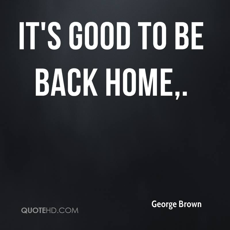 George Brown Quotes Quotehd