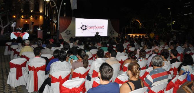 Cali vibrará con el cine mundial desde fin de este mes