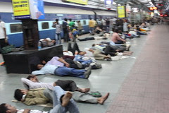 Thank You For The Discomfort Pain ..And Poor Facilities .. Honchos of Indian Railways by firoze shakir photographerno1