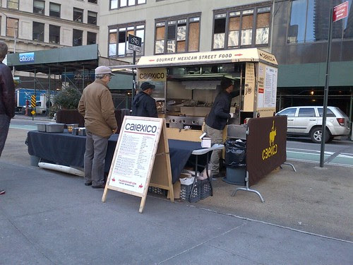 Calexico Food Cart